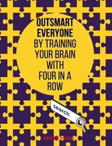 Outsmart everyone by training your brain with FOUR IN A ROW