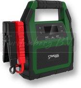 STAHLWERK GERMANY SW1500 PRO Start accubooster, Jumpstarter 12V/24V 1500Ampere