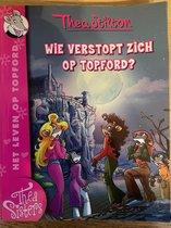 Thea Stilton  -   Wie verstopt zich op Topford?