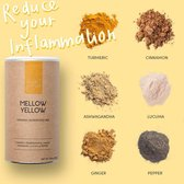 Your Super - GOLDEN MELLOW - Organic Superfood Mix - Plantaardig - Ontspanning - Goed bij Artrose