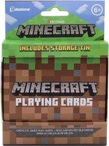 Paladone Minecraft: Speelkaarten met opbergdoosje