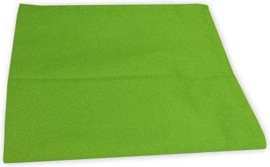 The One Theedoek Lime Groen 50x70cm