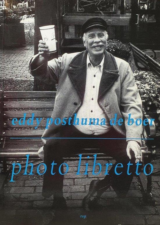 Boek cover Photo libretto van Posthuma de Boer Eddy (Paperback)