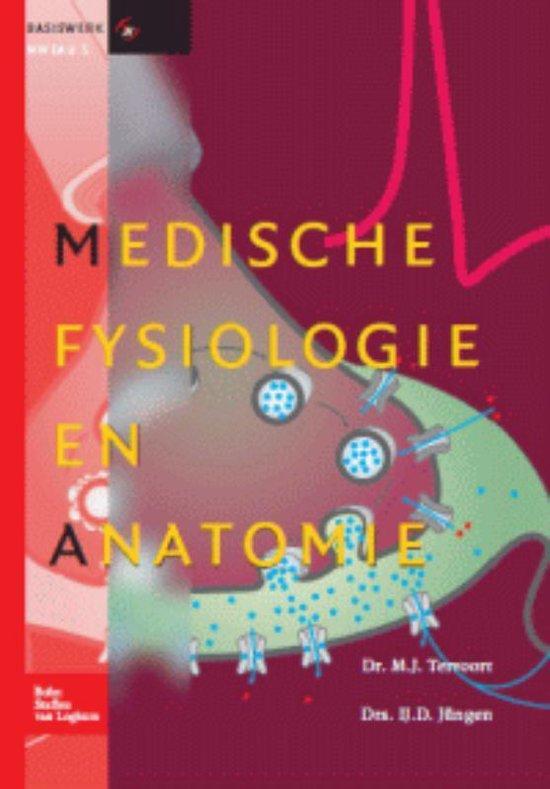Medische fysiologie en anatomie - Ij D Jungen