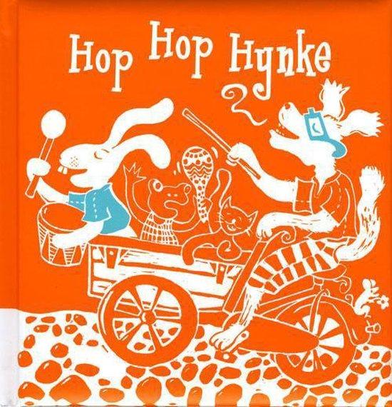 Boek cover Hop hop hynke van Dieuwke Posthumus (Paperback)