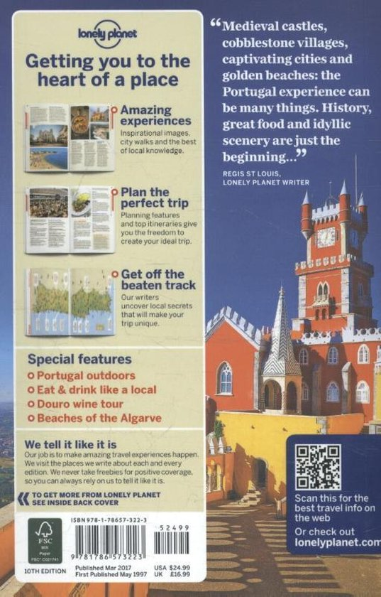 Lonely Planet Portugal - Lonely Planet