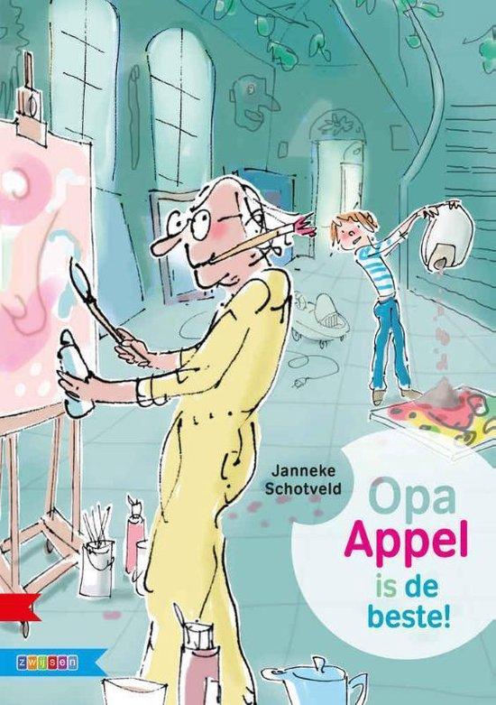 Opa Appel is de beste. Bolleboos