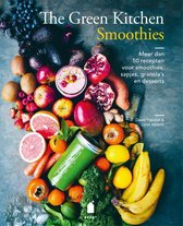Boek cover The green kitchen smoothies van David Frenkiel (Hardcover)