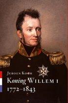 Boek cover Koning Willem I van Jeroen Koch (Hardcover)