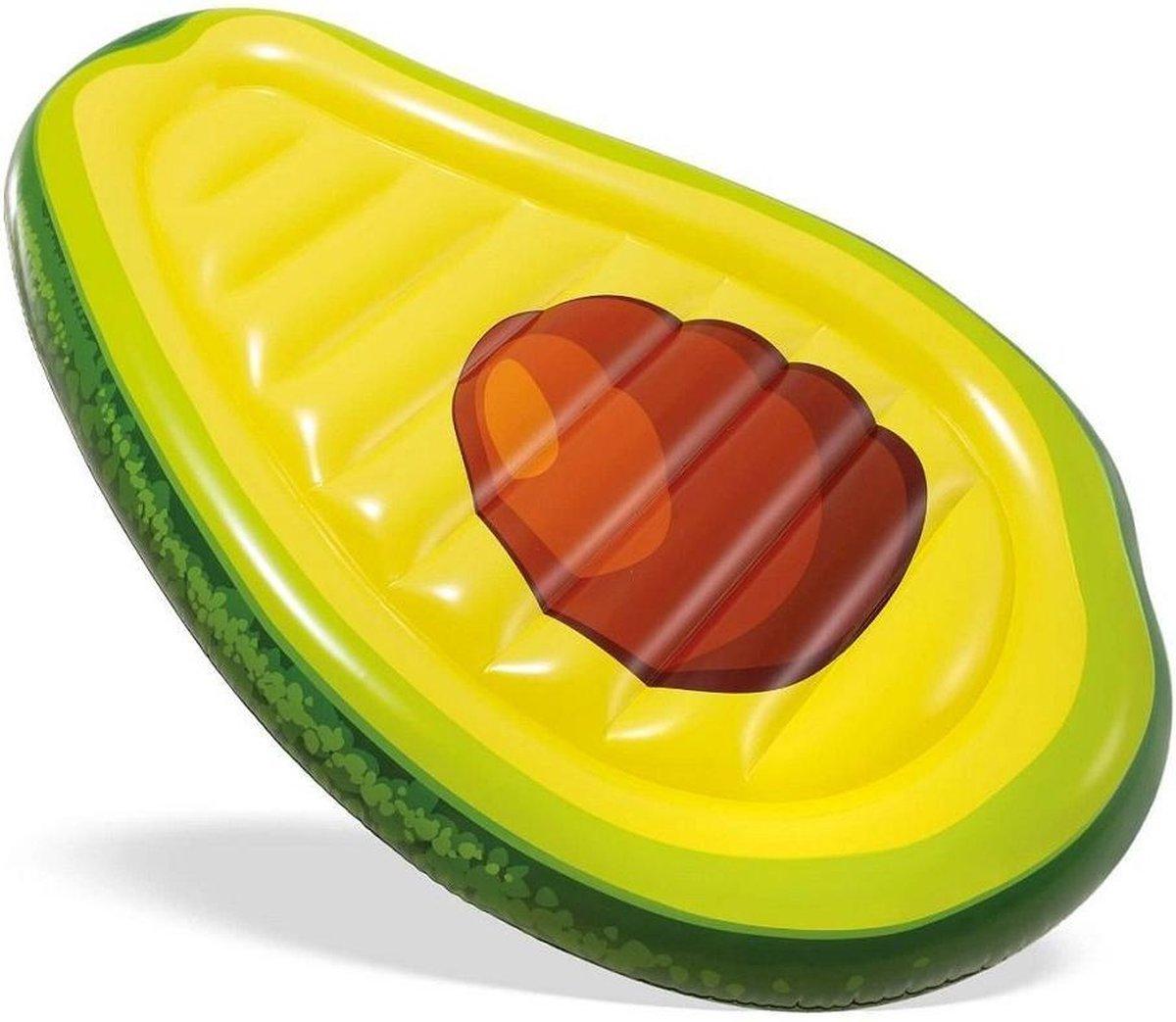 Intex Avocado luchtbed 168 cm