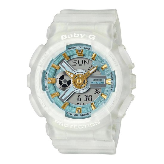 Casio Baby-G  Dames Horloge BA-110SC-7AER - 43.4 mm