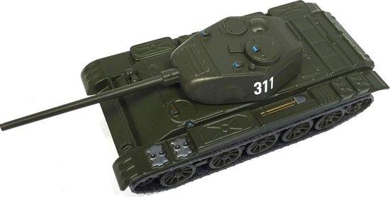 T-44 Leger Tank Die Cast 1/72 - Leger - Army - Modelauto - Schaalmodel - Leger model