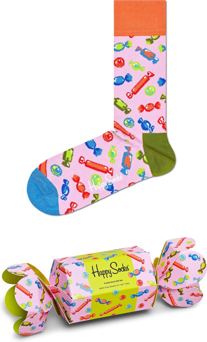 Happy Socks XBON01-3300 Bon Bon 1-pack Gift Box - Maat 41-46