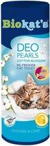 6x Biokat's Deo Pearls Cotton Blossom 700 gr