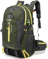 Backpack - Hwyanfeng Keep Walking - Groen - Rugzak - 40 Liter