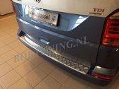 Aluminium traanplaat bumperbescherming Volkswagen T6 Transporter   Multivan   Caravelle 2015+