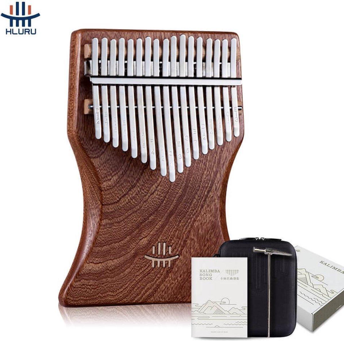 Kalimba - Duimpiano - Muziekinstrument - Muziekinstrumenten voor Kinderen &  Volwassenen