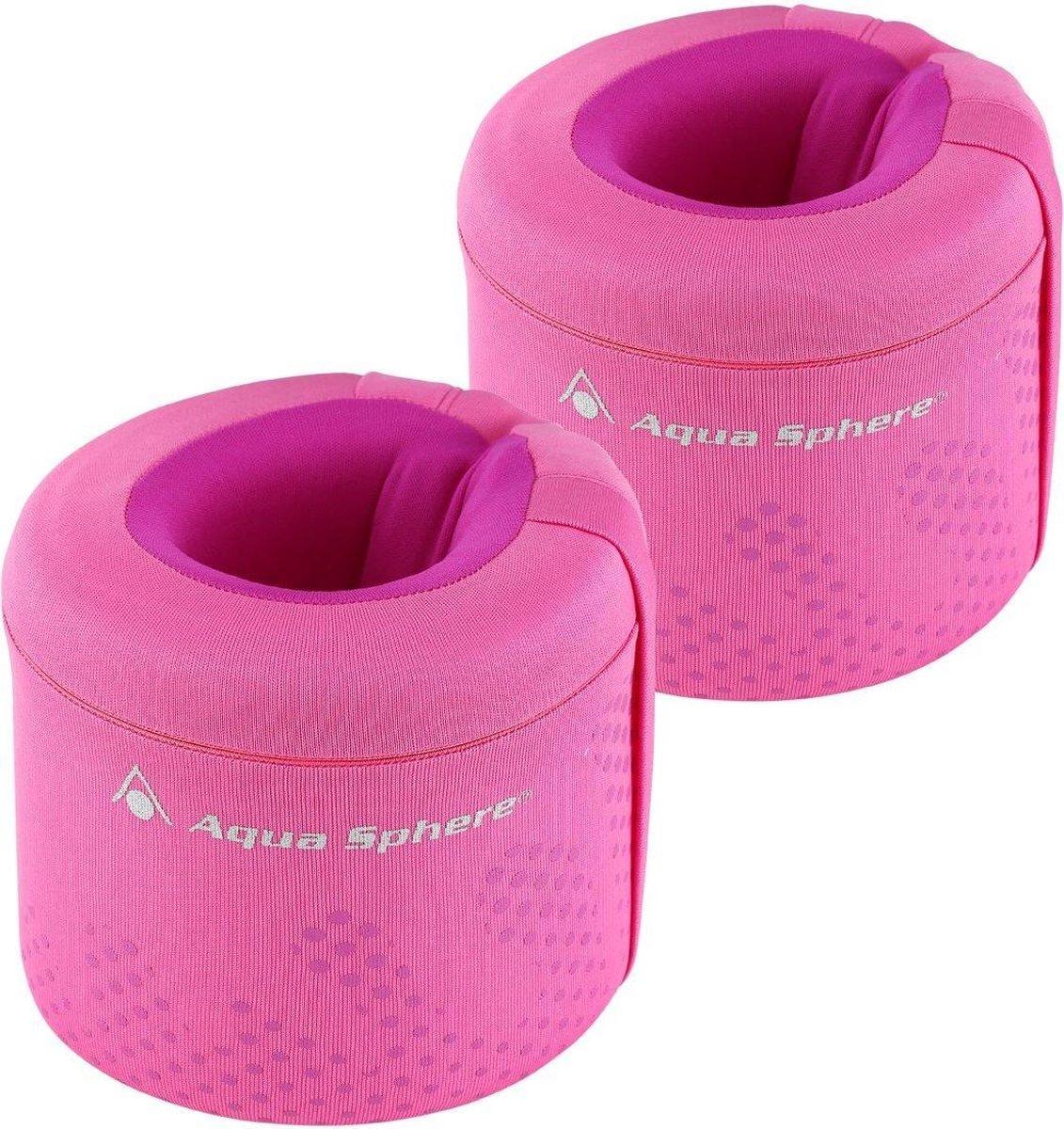 Aqua Sphere Arm Floats - Zwembandjes - Kinderen - Roze/Paars - 2-3Y (15-18kg)