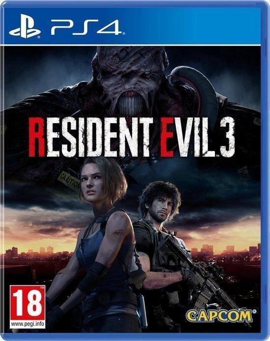 Capcom Resident Evil 3