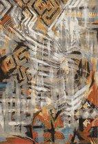 Aledin Carpets Zambia - Tuintapijt - Laagpolig - Vloerkleed 160x230 cm - Buitenkleed - Buitentapijt