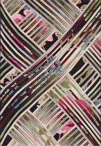 Aledin Carpets Bama - Tuintapijt - Laagpolig - Vloerkleed 160x230 cm - Meerkleurig - Buitenkleed - Buitentapijt