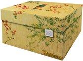 Dutch Design Brand - Dutch Design Storage Box - Opbergdoos - Japan - Bamboe - Bloesem - Japanese Blossom