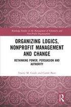 Organizing Logics, Nonprofit Management and Change