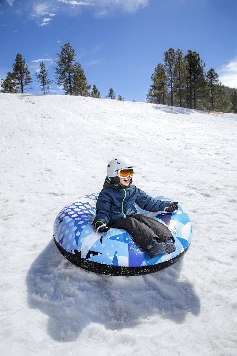 Bestway H2OGO snowtube artic rush sneeuwband opblaasbare slede, slee