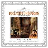 Johann Sebastian Bach: Toccaten Und Fugen