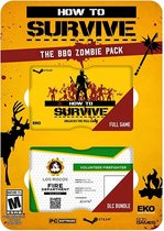 How to Survive BBQ Zombie Pack