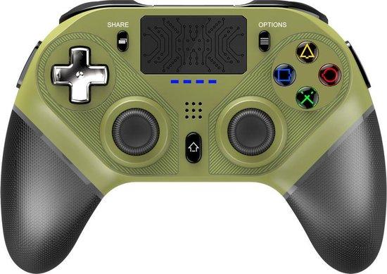 PlayCool Wireless Controller met Paddles - Geschikt voor PS4