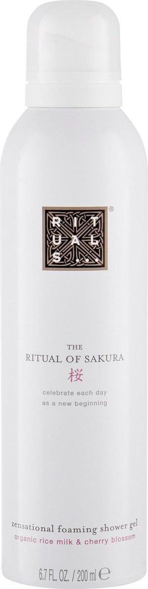 RITUALS The Ritual of Sakura - 200ml - Doucheschuim - RITUALS