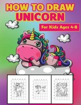 How To Draw Unicorn For Kids Ages 4-8