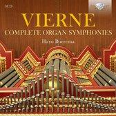Vierne Complete Organ Symphon