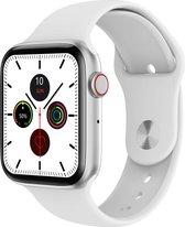 Maoo ProWatch W34+ - 2021 Smartwatch Dames & Heren - Horloge - Smarthorloge  - Hartslagmeter met