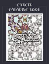 Cancer Coloring Book