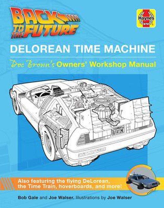 Back to the Future: Delorean Time Machine