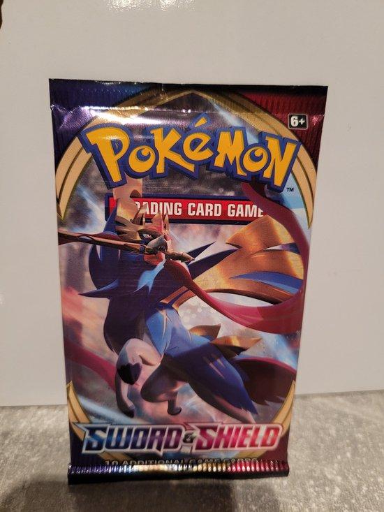 Afbeelding van het spel [POKEMON] [Sword&Shield] [Booster Packs]