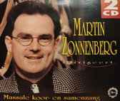 Martin Zonnenberg / 2 CD BOX / massale koor en samenzang