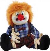 Handvertelpop Clown 70 cm