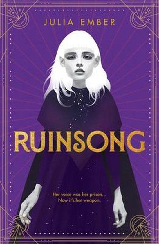 Boek cover Ruinsong van Julia Ember (Paperback)
