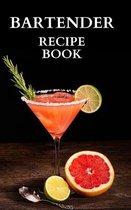 Bartender Recipe Book