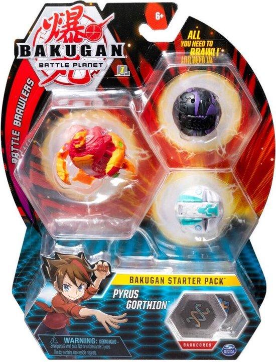 Thumbnail van een extra afbeelding van het spel Spin Master Bakugan Starter Pack Assorti