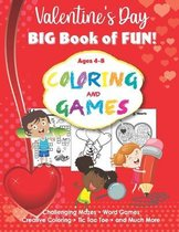 Valentine's Day Big Book of Fun