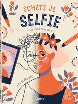 Schets je selfie!