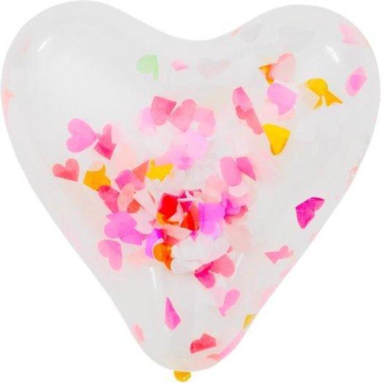 Valentijns Ballonnen - Valentijn - Hartjes - Ballonnen set - Liefde - Bruiloft - Trouwerij - Feest - Love - Voor hem - Voor haar - 14 Februari