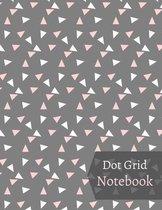 Dot Grid Notebook-Bullet journal for men- notebook office-Bullet journal a5 dotted-Minimalism Art Dotted Journal-Dot Grid Paper-Large Bullet Journal