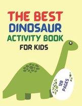 Best Dinosaur Activity Book For Kids