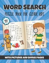 Word Search Puzzle Book For Clever Kids