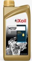iXoil MINERALE 2-TAKT Motorolie (100% Belgisch product)